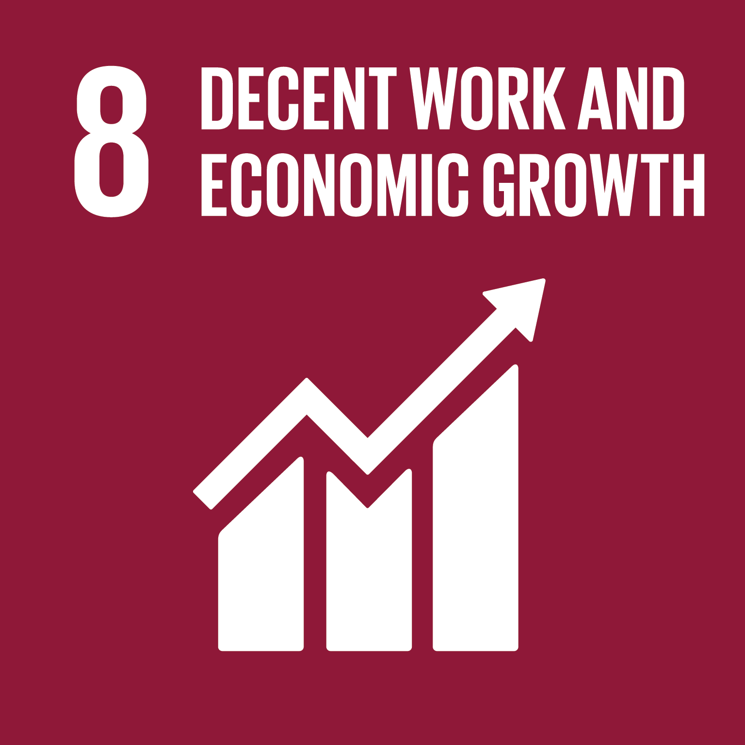 Decent Work and Economic Growth - Promote inclusive and sustainable economic growth, employment and decent work for all